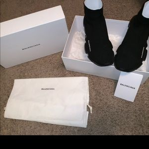 Balenciaga SPEED TRAINERS. FR size 42. US size 9